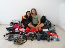 Gepäck mit Steffi und Helmut - alternativ