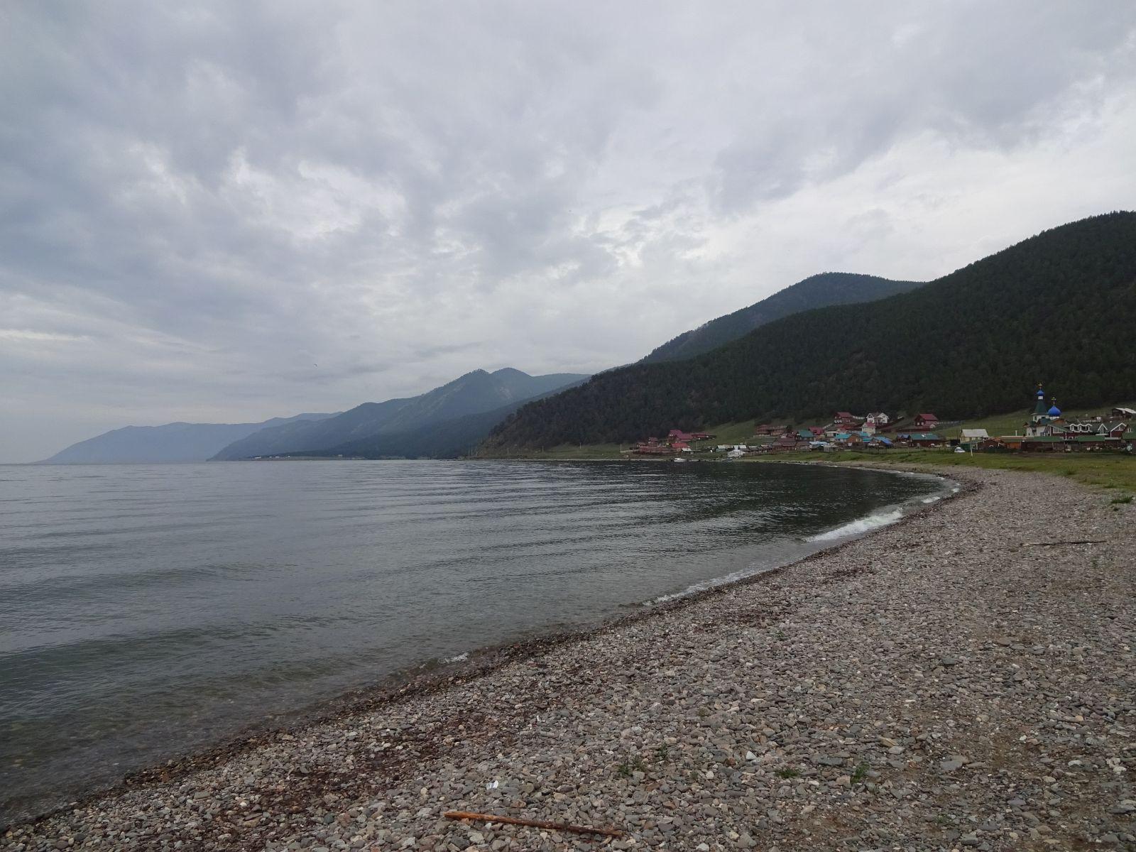 04.08.2016 – 08.08.2016 zum Baikalsee