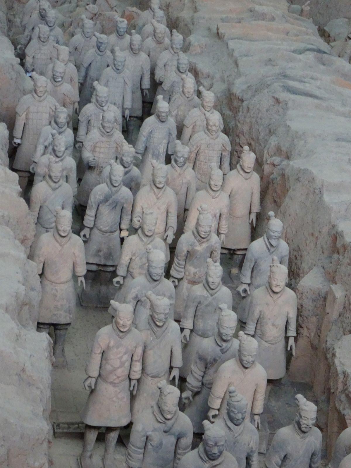 03.10.2016 – 07.10.2016 von Peking nach Xian