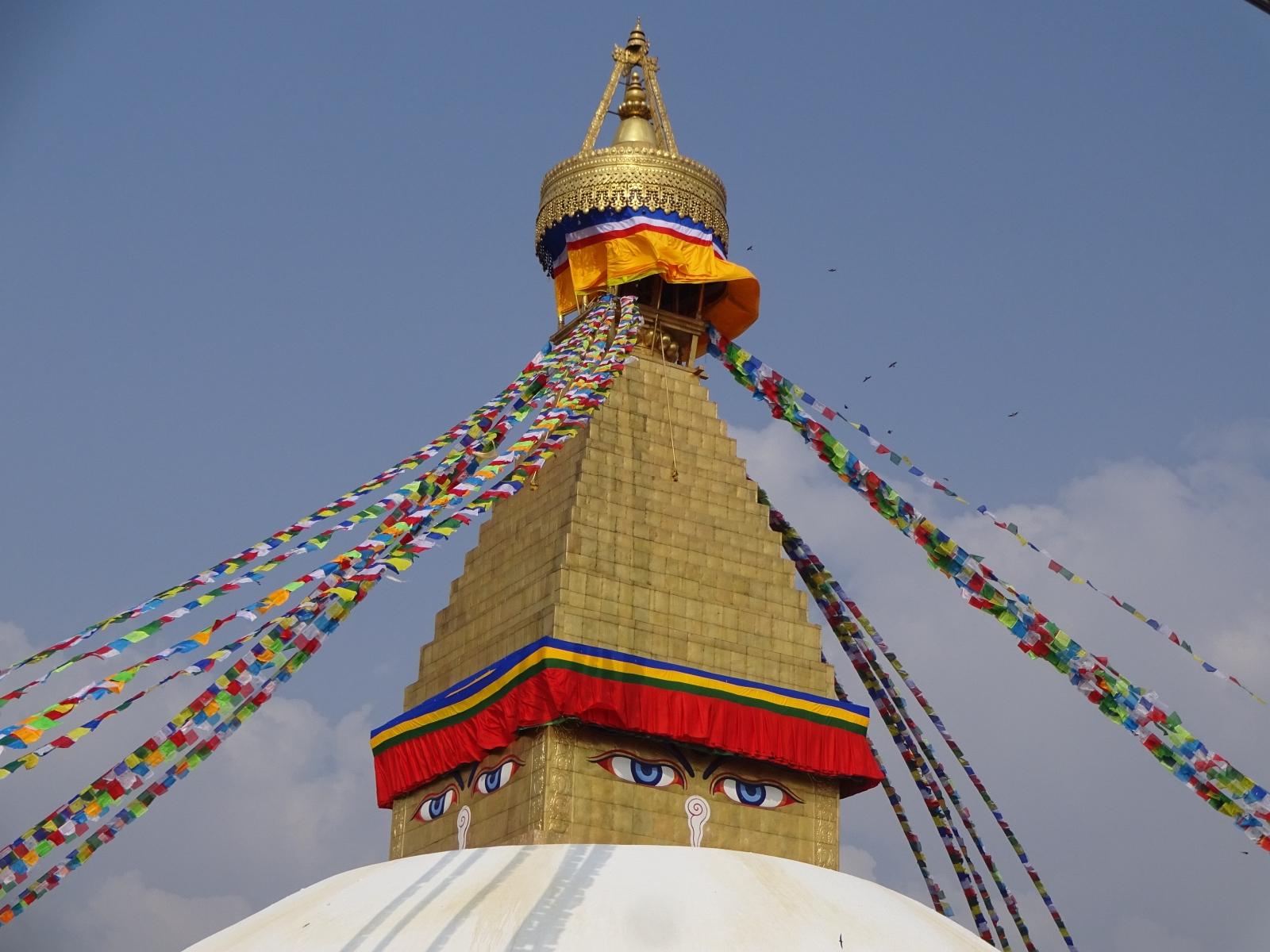 23.10.2017 – 27.10.2017 von Pokhara nach Bodnath bei Kathmandu