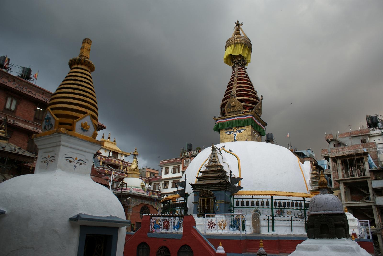 01.10.2017 – 02.10.2017 Kathmandu