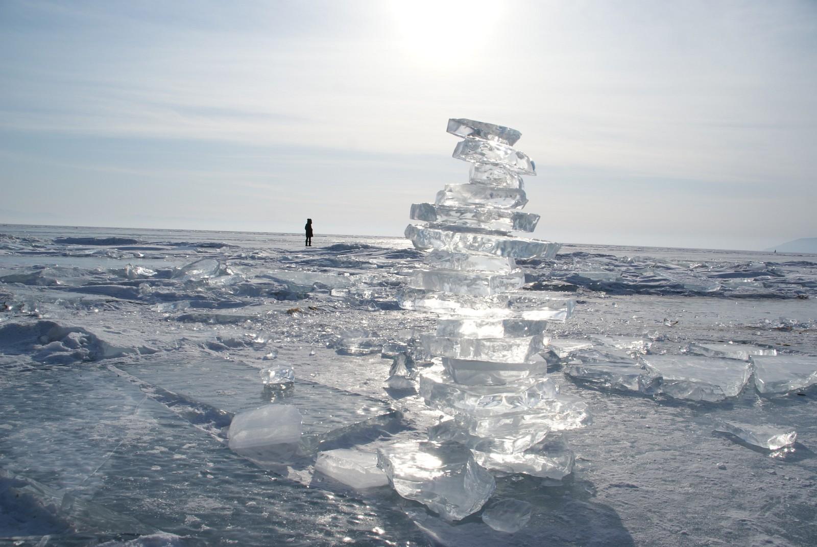 Baikalsee im Winter – Teil 1