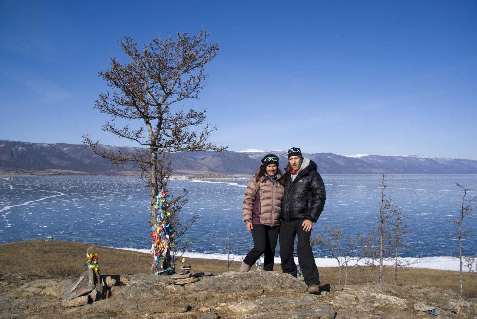 Baikalsee im Winter – Teil 2